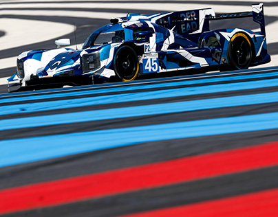 Thunderhead Carlin LMP2 Livery and Team Branding
