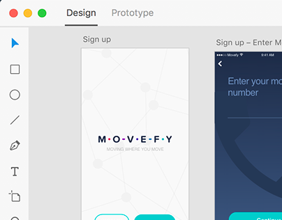 Movefy - Moving App