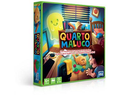 Quarto maluco | Jogo | Game Office | Toyster