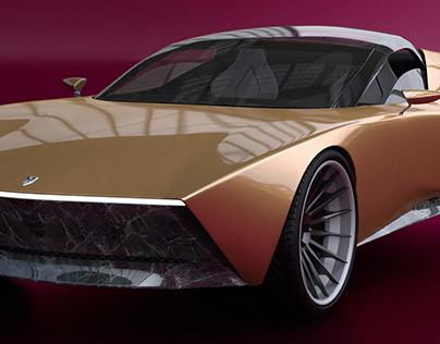Some 3d car designs