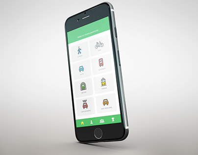 Fuel gamification - Mobile App