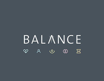 BALANCE   Branding & Visual Identity