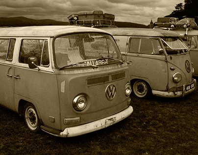 Old VW Campers