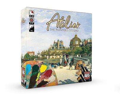 Atelier: The Painter's Studio (2019)