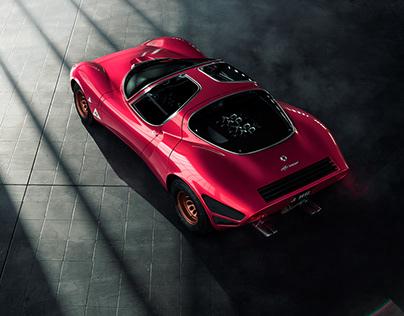 Alfa Romeo 33 | Full CGI