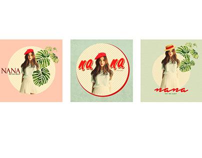 Album Cover - [Fanmade] Nana's First Album
