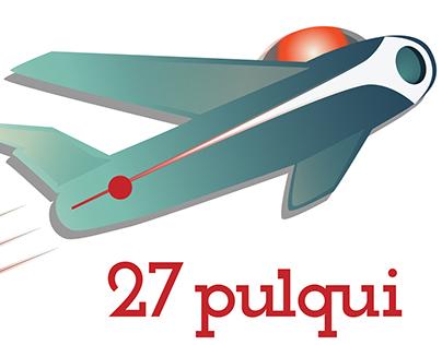 Ediciones 27 pulqui