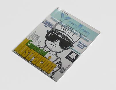 Revista (trabajo escolar)