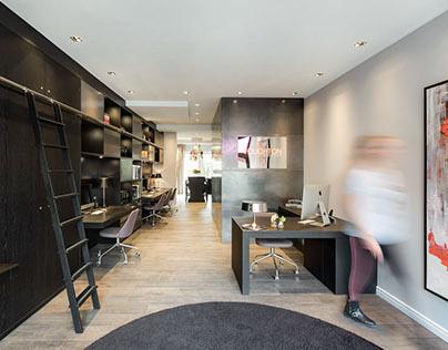 Office - Touchton Interiors