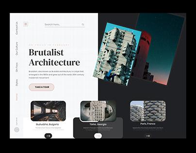 DOME Arch Guide Web Concept