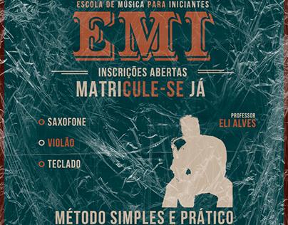 EMI - ESCOLA DE MÚSICA PARA INICIANTES