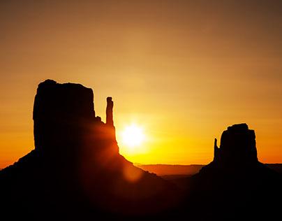 Monument Valley Arizona 2012