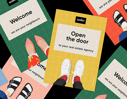Identity for a Real estate agency