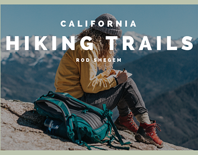 California Hiking Trails