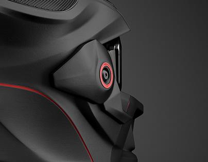 WAYRA Helmet Concept