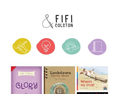Brand & Web Design: Fifi Colston NZ