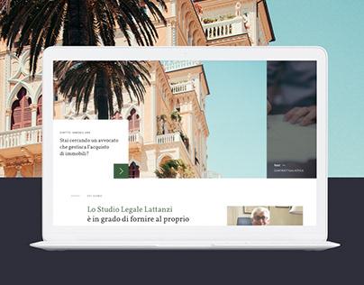 Web Design - Law Firm