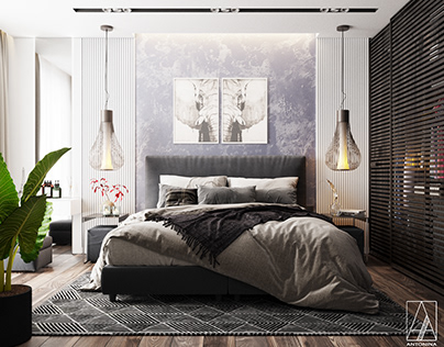 Дизайн спальні / Дизайн спальни / Bedroom design