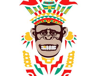 Aztec Monkey
