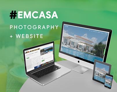 #EMCASA Website