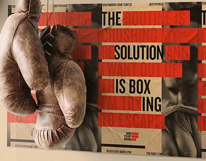 Rocksteady Boxing Gym
