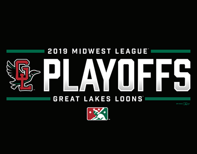2019 Loons Playoffs Logo