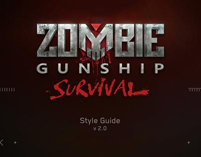 Zombie Gunship Survival-Style Guide