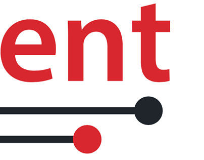 TechTalent logo and event identity