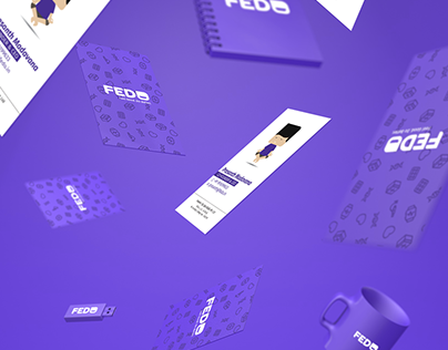 Fedo - Branding and UI/UX