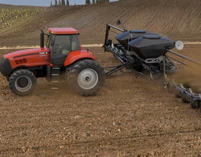 Precision Planting Tractor Hopper