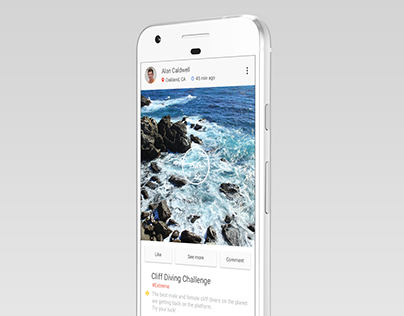 Challenger Android App