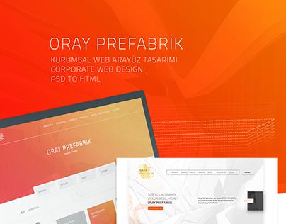 Corporate Web Design - Kurumsal Arayüz Tasarımı