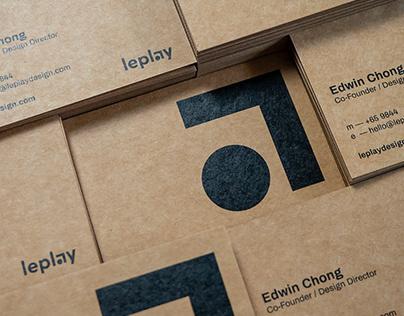 Leplay Design Rebrand — Interior Design Firm