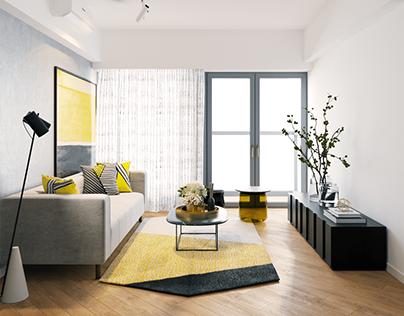 Artemest Modern Minimal Interior | DEER Design