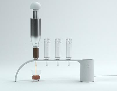 Kaffekok Espresso Machine