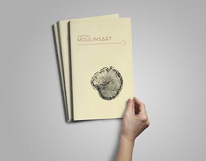 Brochure Château Moulinsart