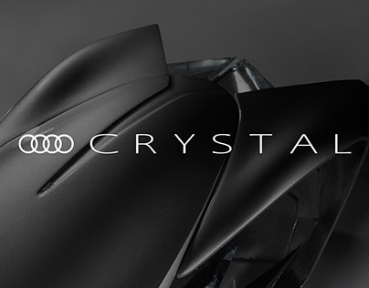 Audi Crystal – Photoshooting of the desinger project
