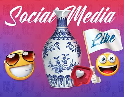 Socila Media designs / Abdelaziz Elsalab