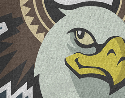Cervantes Eagles (propuesta de mascota escolar)