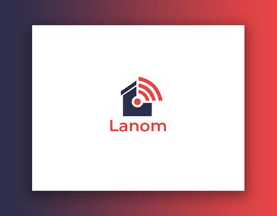 Lanom (Home Wifi) Logo