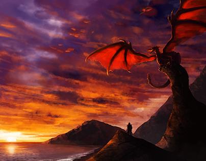 Concept Art Project - Fantasy World