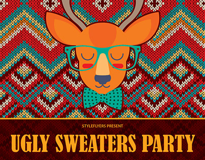 Ugly Sweaters Party