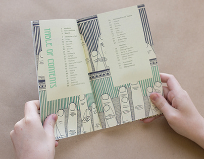Blank Book: A Visual Diary Guide