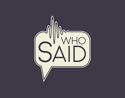 Who Said Logo