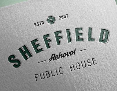 SHEFFIELD Branding