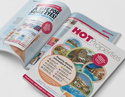 HOT Properties Magazine - Issue 97