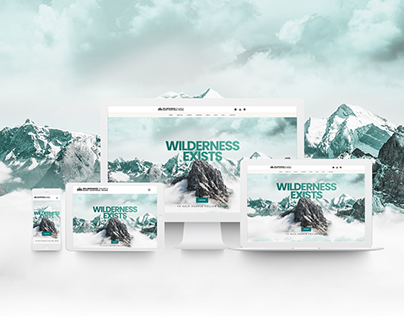 Wilderness Church | Responsive Web Design