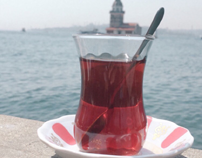 #tea #sea #Kızkulesi