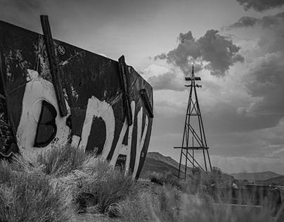 Seeking refuge in Death Valley