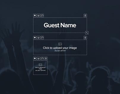Event Admin Panel